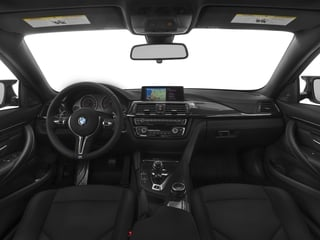 2016 BMW M4 Pictures M4 Coupe 2D M4 GTS I6 Turbo photos full dashboard