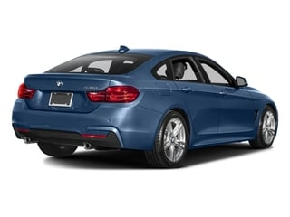 2016 BMW 4 Series Pictures 4 Series Sedan 4D 435xi AWD I6 Turbo photos side rear view