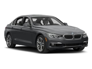2016 BMW 3 Series Pictures 3 Series Sedan 4D 330e I4 Turbo photos side front view