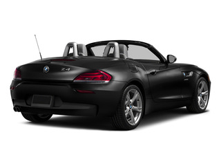 2016 BMW Z4 Pictures Z4 Roadster 2D Z4 35is I6 photos side rear view