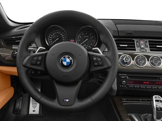 2016 BMW Z4 Pictures Z4 Roadster 2D Z4 35is I6 photos driver's dashboard