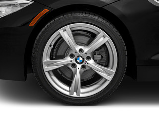 2016 BMW Z4 Pictures Z4 Roadster 2D Z4 35is I6 photos wheel