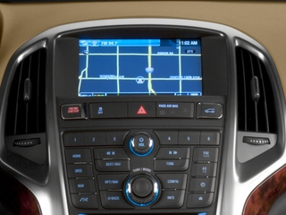 2016 Buick Verano Pictures Verano Sedan 4D Premium I4 Turbo photos navigation system