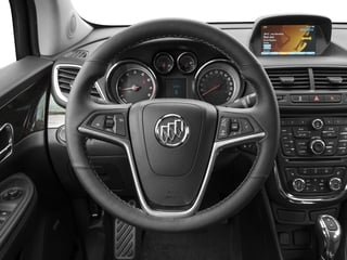 2016 Buick Encore Pictures Encore Utility 4D Sport Touring 2WD I4 photos driver's dashboard