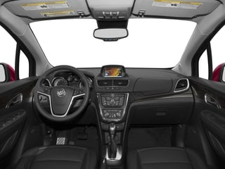 2016 Buick Encore Pictures Encore Utility 4D Sport Touring 2WD I4 photos full dashboard