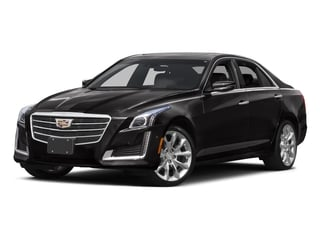 2016 Cadillac CTS Sedan Pictures CTS Sedan 4D Luxury I4 Turbo photos side front view