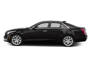 2016 Cadillac CTS Sedan Pictures CTS Sedan 4D Luxury I4 Turbo photos side view