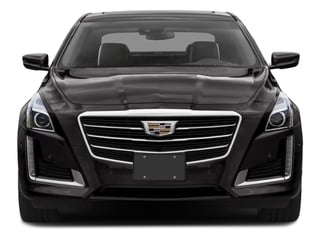 2016 Cadillac CTS Sedan Pictures CTS Sedan 4D Luxury I4 Turbo photos front view