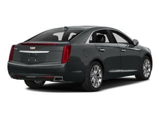 2016 Cadillac XTS Pictures XTS Sedan 4D Luxury AWD V6 photos side rear view
