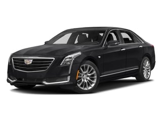 2016 Cadillac CT6 Pictures CT6 Sedan 4D Luxury 3.0TT AWD V6 Turbo photos side front view