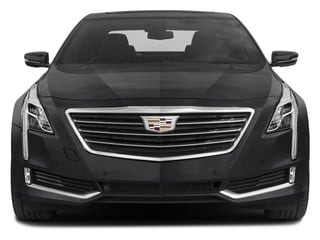 2016 Cadillac CT6 Pictures CT6 Sedan 4D Luxury 3.0TT AWD V6 Turbo photos front view
