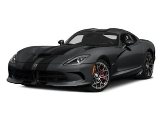 2016 Dodge Viper Pictures Viper 2 Door Coupe photos side front view