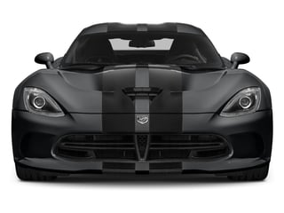 2016 Dodge Viper Pictures Viper 2 Door Coupe photos front view