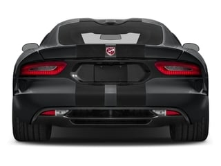 2016 Dodge Viper Pictures Viper 2 Door Coupe photos rear view