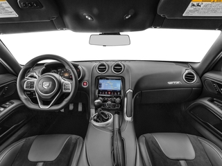 2016 Dodge Viper Pictures Viper 2 Door Coupe photos full dashboard