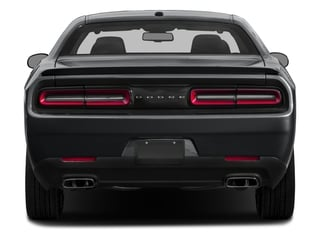 2016 Dodge Challenger Pictures Challenger Coupe 2D SXT V6 photos rear view
