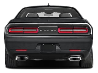 2016 Dodge Challenger Pictures Challenger Coupe 2D R/T V8 photos rear view