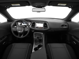 2016 Dodge Challenger Pictures Challenger Coupe 2D R/T V8 photos full dashboard