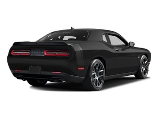 2016 Dodge Challenger Pictures Challenger Coupe 2D R/T Scat Pack V8 photos side rear view