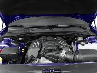 2016 Dodge Charger Pictures Charger Sedan 4D R/T Scat Pack V8 photos engine