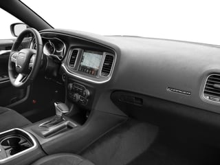 2016 Dodge Charger Pictures Charger Sedan 4D R/T Scat Pack V8 photos passenger's dashboard