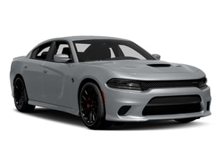 2016 Dodge Charger Pictures Charger Sedan 4D SRT Hellcat V8 Supercharged photos side front view