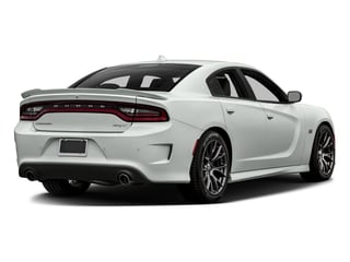 2016 Dodge Charger Pictures Charger Sedan 4D SRT 392 V8 photos side rear view