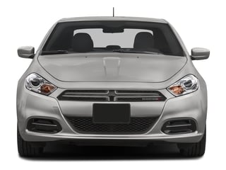 2016 Dodge Dart Pictures Dart Sedan 4D SXT Sport I4 photos front view