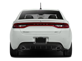 2016 Dodge Dart Pictures Dart Sedan 4D GT I4 photos rear view