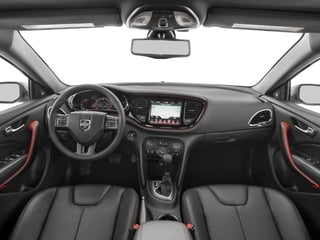 2016 Dodge Dart Pictures Dart Sedan 4D GT I4 photos full dashboard