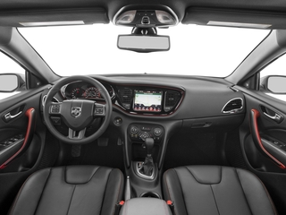 2016 Dodge Dart Pictures Dart Sedan 4D GT Sport I4 photos full dashboard