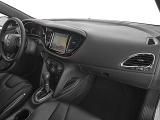 2016 Dodge Dart Pictures Dart Sedan 4D GT I4 photos passenger's dashboard