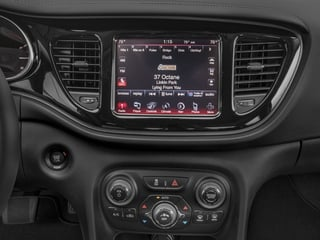 2016 Dodge Dart Pictures Dart Sedan 4D Limited I4 photos stereo system
