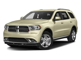 2016 Dodge Durango Pictures Durango Utility 4D SXT 2WD V6 photos side front view
