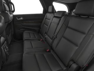 2016 Dodge Durango Pictures Durango Utility 4D Limited AWD V6 photos backseat interior