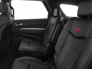 2016 Dodge Durango Pictures Durango Utility 4D R/T 2WD V8 photos backseat interior