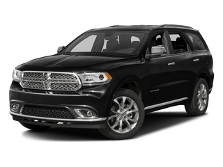 2016 Dodge Durango Pictures Durango Utility 4D Citadel AWD V6 photos side front view