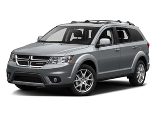 2016 Dodge Journey Pictures Journey Utility 4D R/T 2WD V6 photos side front view
