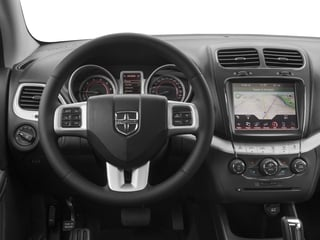 2016 Dodge Journey Pictures Journey Utility 4D R/T AWD V6 photos driver's dashboard