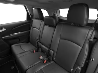 2016 Dodge Journey Pictures Journey Utility 4D R/T AWD V6 photos backseat interior