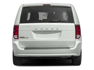 2016 Dodge Grand Caravan Pictures Grand Caravan Grand Caravan SE V6 photos rear view