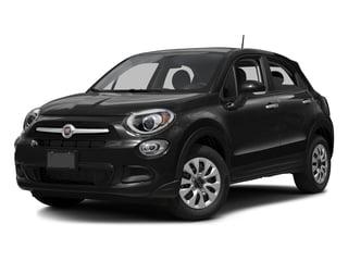 2016 FIAT 500X Pictures 500X Utility 4D Pop 2WD I4 Turbo Manual photos side front view
