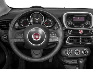 2016 FIAT 500X Pictures 500X Utility 4D Lounge 2WD I4 photos driver's dashboard