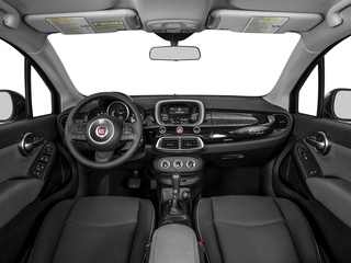 2016 FIAT 500X Pictures 500X Utility 4D Lounge 2WD I4 photos full dashboard
