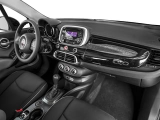 2016 FIAT 500X Pictures 500X Utility 4D Lounge 2WD I4 photos passenger's dashboard