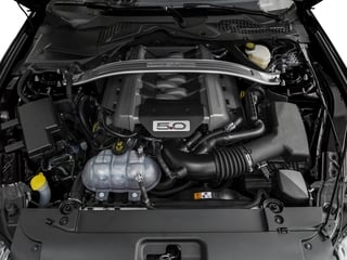 2016 Ford Mustang Pictures Mustang Convertible 2D GT Premium V8 photos engine