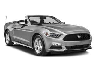 2016 Ford Mustang Pictures Mustang Convertible 2D V6 photos side front view