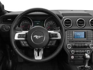2016 Ford Mustang Pictures Mustang Convertible 2D V6 photos driver's dashboard