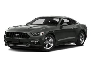 2016 Ford Mustang Pictures Mustang Coupe 2D EcoBoost Premium I4 Turbo photos side front view