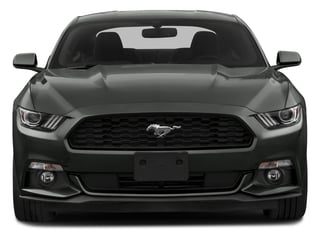2016 Ford Mustang Pictures Mustang Coupe 2D EcoBoost Premium I4 Turbo photos front view
